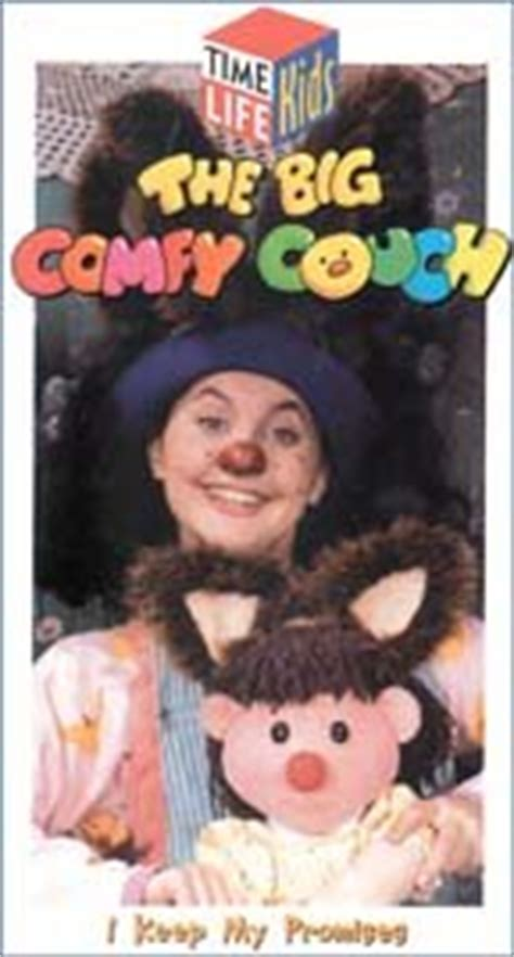 the big comfy couch lettuce turnip and pea com the big comfy couch i keep my promises