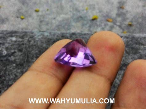 Bm432 Liontin Batu Quartz Brazil batu permata amethyst quartz kecubung ungu kode 328 wahyu mulia