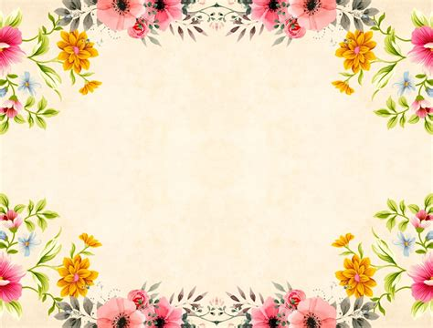background flowers flower background vintage 183 free image on pixabay
