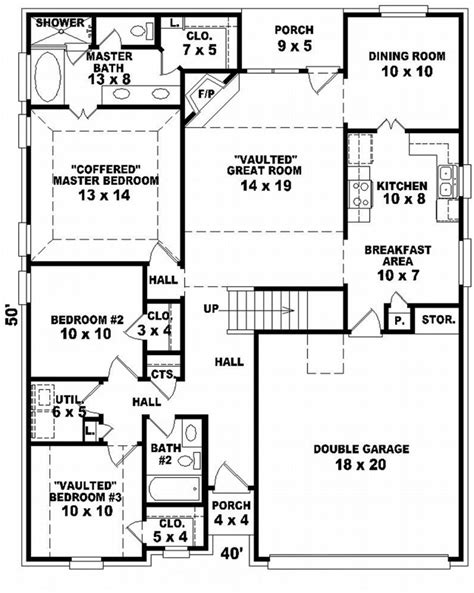 house plan 40 x 50 house plans house plans home plans and floor plans from ultimate plans