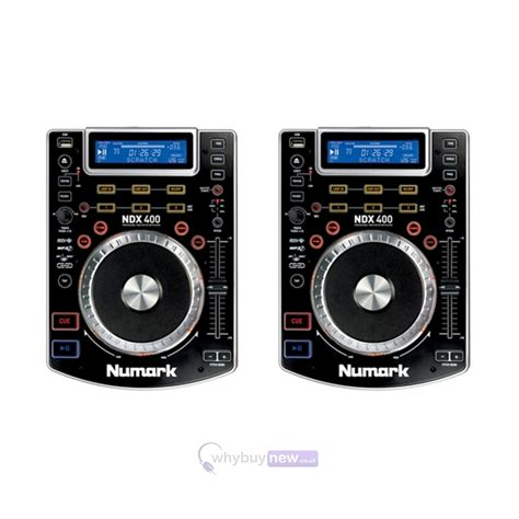 Dj Player numark ndx400 dj cd usb player whybuynew