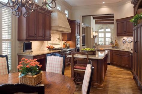 wood mode kitchen traditional kitchen houston by