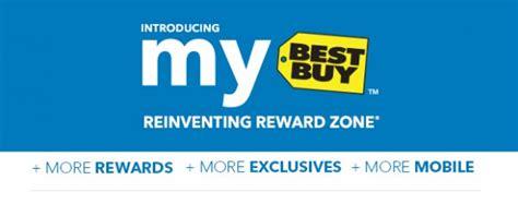 my best buy reward zone loyalty program reved as quot my best buy quot