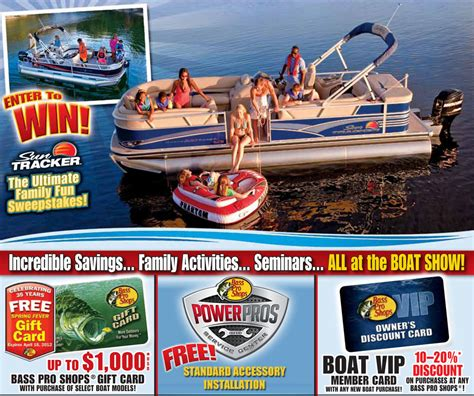bass pro houseboats all the world is art bass pro shops free boat show and