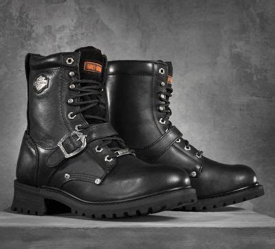 River Boots Safety 01 leather motorcycle boots at the bikers den