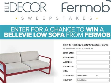 Elle Magazine Sweepstakes - elle decor magazine sweepstakes decoratingspecial com