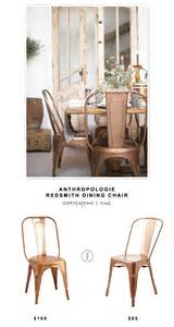 Anthropologie Dining Chairs Anthropologie Redsmith Dining Chair Copy Cat Chic