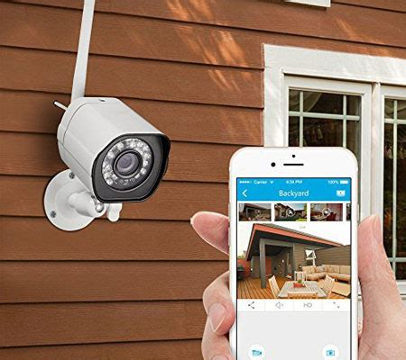 wireless outdoor security systems for home