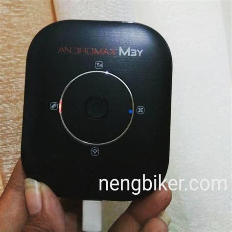 Modem Mifi M3y perbedaan modem andromax m3y dan m3z kalau dibawa traveling nengbiker parking only