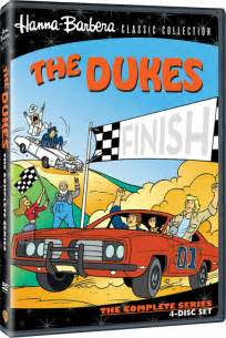 Starsky And Hutch Cartoon The Dukes Dvd News Announcement For The Dukes The