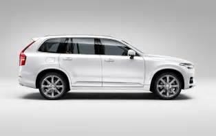 Volvo Crossover 2015 Revealed 2015 Volvo Xc90 T8 In Hybrid Crossover Suv