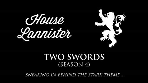 haus lannister house lannister of thrones soundtrack theme