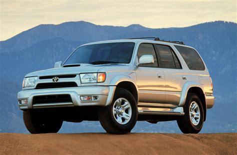 Toyota 4runner Edmunds 2001 Toyota 4runner Reviews And Rating Motor Trend