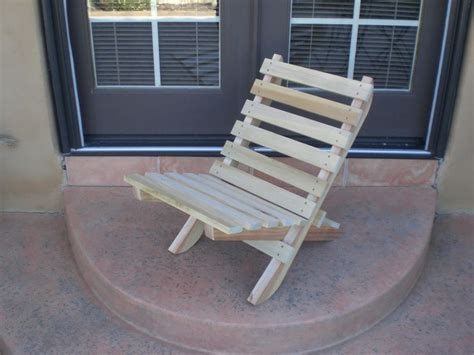 Wooden Chairs Plans Free