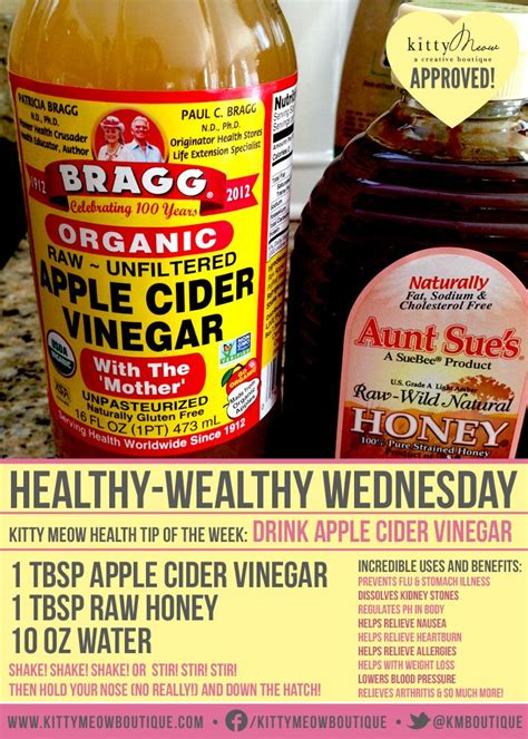 Best Time To Drink Apple Cider Vinegar Detox by 21 Best Images About Reasons To Drink Apple Cider Vinegar