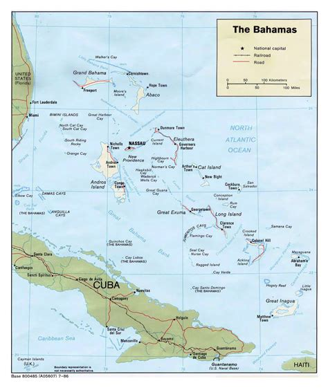 map of usa and bahamas maps of bahamas map library maps of the world