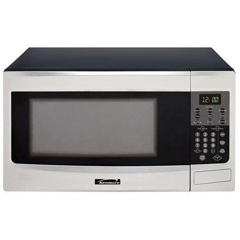 Sears Microwave Countertop by Kenmore Countertop Microwaves 1 1 Cu Ft 69113 Sears