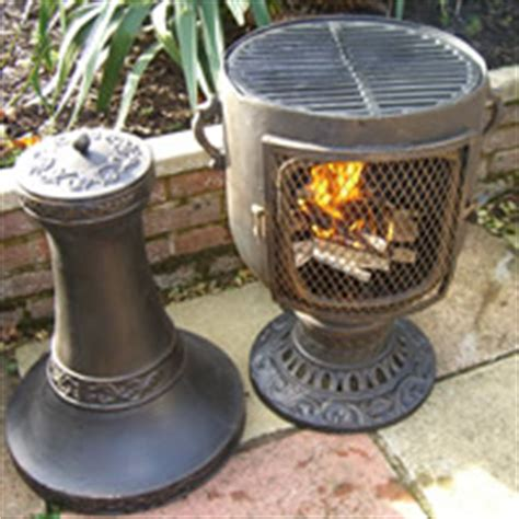 Buy Chiminea Uk Buy The Classic Urn Style Cast Iron Chiminea From