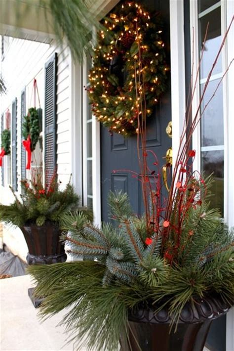 276 best christmas porch images on pinterest christmas