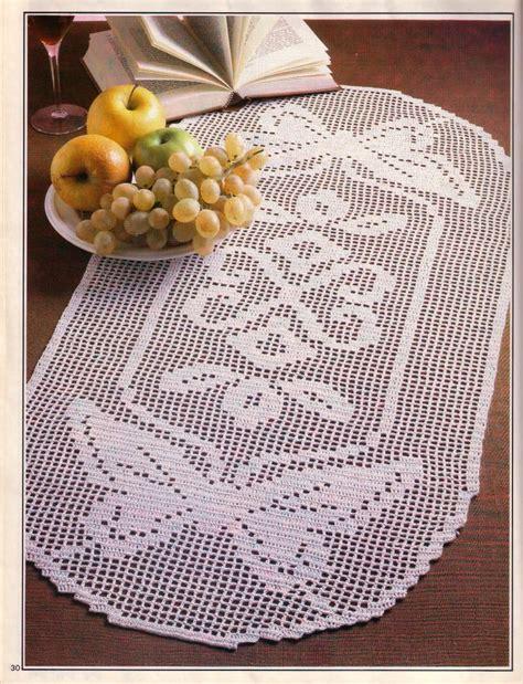 free crochet runner patterns crochet tutorials