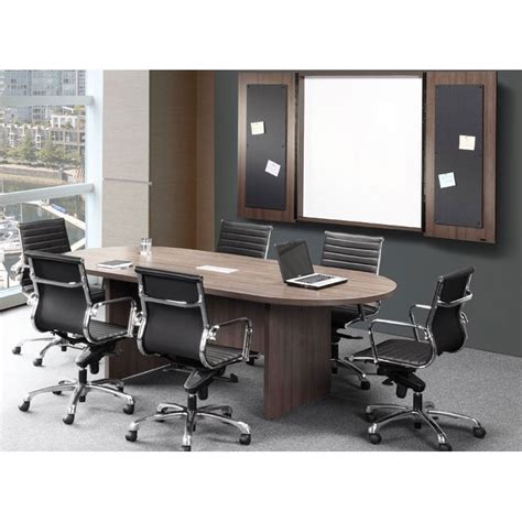 6 conference table racetrack conference table 6 20ft office furniture ez
