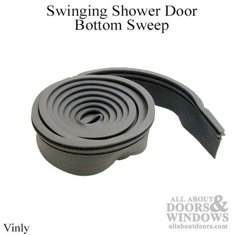 Shower Door T Sweep Shower Door Sweep T Shape 3 4 Inch Gray