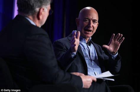 amazon ownership amazon boss jeff bezos who owns washington post unleashes