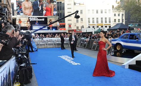fast and furious london fast furious 6 premieres in london 3 zimbio