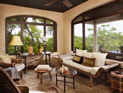 outstanding mediterranean porch designs   nice view