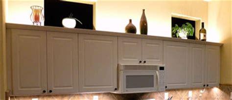 above cabinet lighting led above cabinet led lighting using led modules diy led
