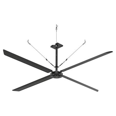 hunter industrial ceiling fans hunter industrial eco 14 ft 72508 220 volt single pole