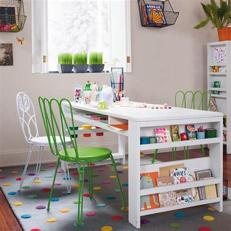Land Of Nod Table by Deco Bloom Interior Design Inspiration