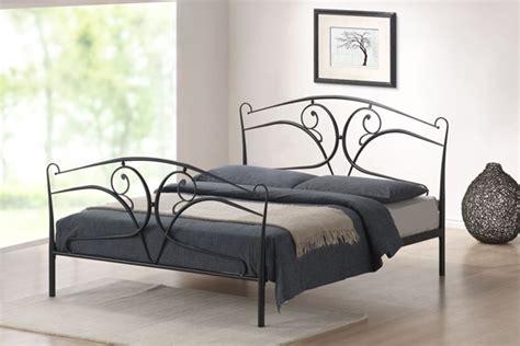 cheap black metal bed frames salina black metal bed frame cheap metal bed frames