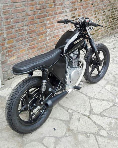 Suzuki Motorrad Instagram by Suzuki Gn125 Quot Reload Quot Lowlifemotorcycles Motorr 228 Der