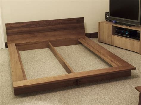 japanese bed construction google search handmade