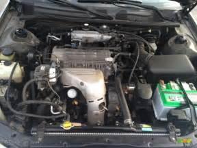 2001 Toyota Solara Interior 2001 Toyota Camry Le 2 2 Liter Dohc 16 Valve 4 Cylinder
