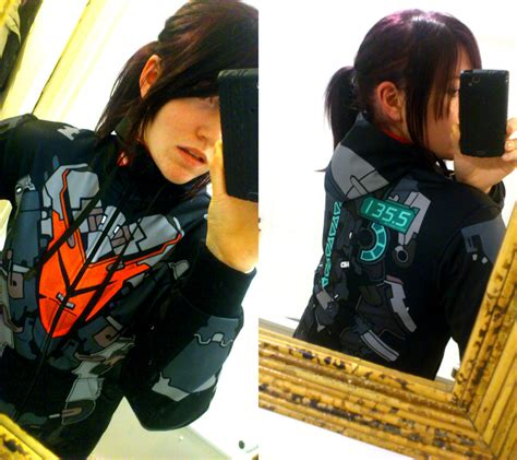 dead space advanced rig hoodie by sonicwindartist on