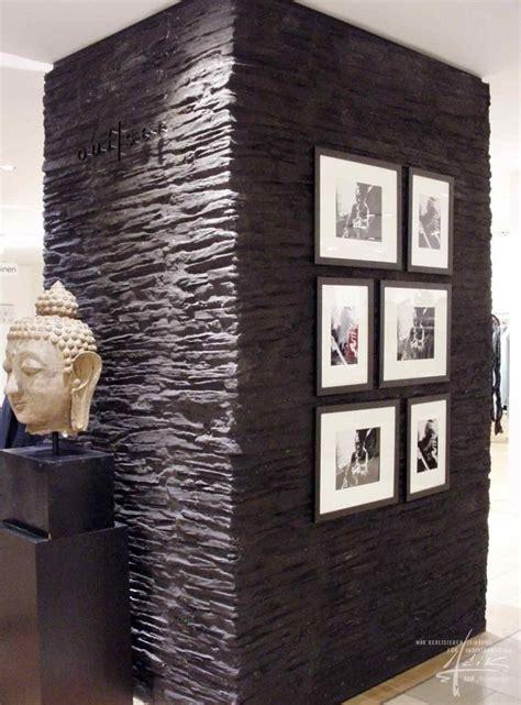 Tapete Steinoptik Wohnzimmer 56 by Die Besten 25 Steinwand Wohnzimmer Ideen Auf