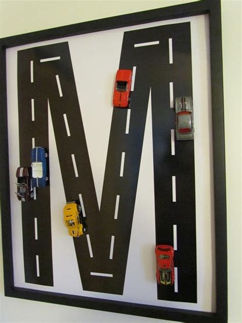 wall decor for boys diy boys room decor paperblog