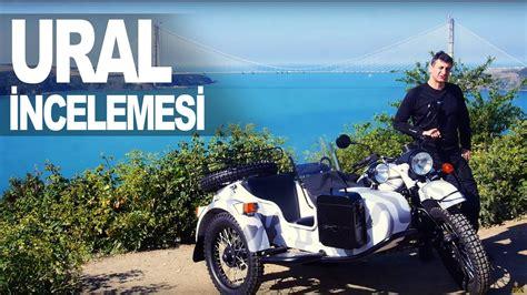 ural sepetli motosiklet incelemesi youtube