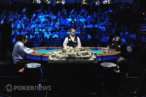 wsop event table numbers facts and stats