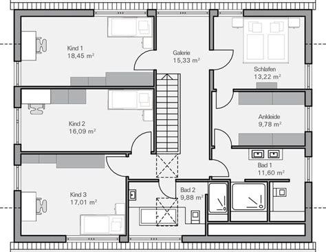 Haus Mit 6 Schlafzimmern by Die Besten 17 Ideen Zu Grundriss Einfamilienhaus Auf