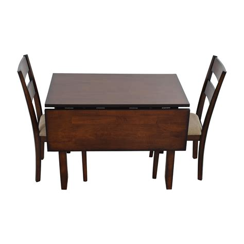 table with two chairs 65 ifm ifm drop leaf table with two chairs tables