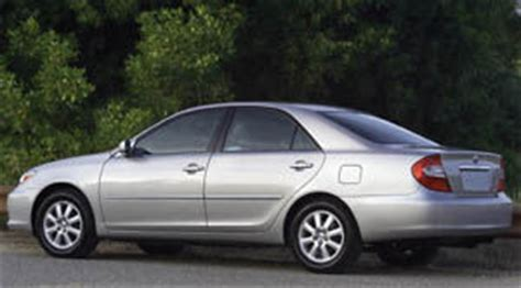 toyota camry 2004 model specifications toyota camry 2004 fiche technique auto123