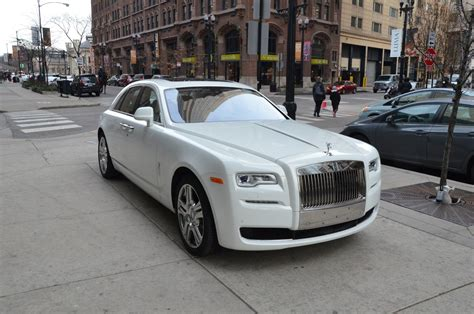 roll royce ghost white 2015 rolls royce ghost serie ii cars white wallpaper