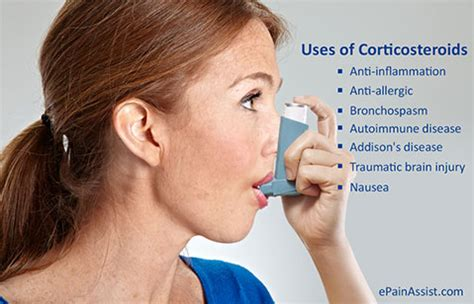 uses of corticosteroids injections what are corticosteroids side