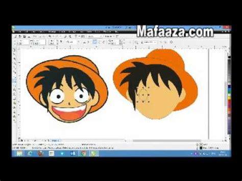 tutorial corel draw menggambar kartun cara menggambar kartun di corel draw youtube