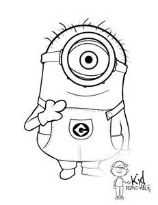 free minion coloring pages free coloring pages of minions dot dot