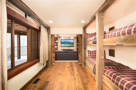 twin  full bunk bed plans kids beach style  board