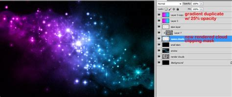 tutorial photoshop galaxy create a cool galaxy effect in photoshop tech king